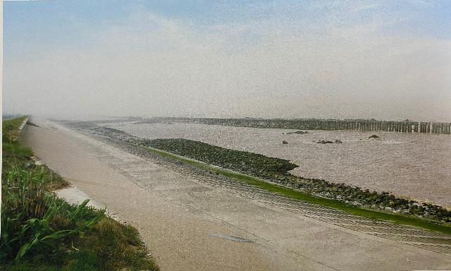 海堤达标六合庄段防护工程