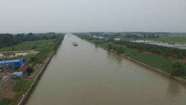 京杭运河丹阳陵口段河道整治工程